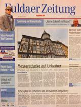 Fuldaer Zeitung luglio 2017