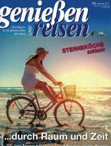 Geniessen und Reisen giugno 2017