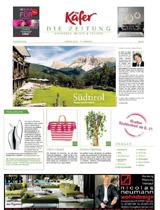 Kaefer Zeitung maggio 2017