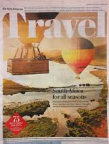 Telegraph Travel gennaio 2018