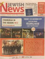 The Jewish news novembre 2017