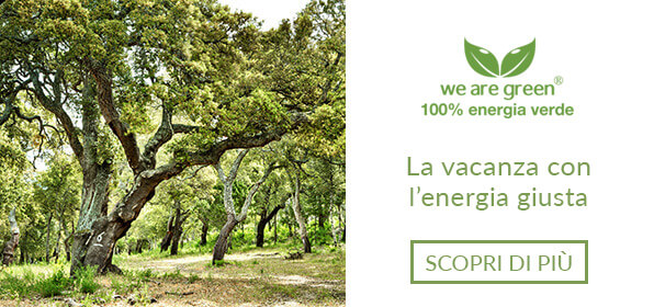 Delphina per l'ambiente - We are green