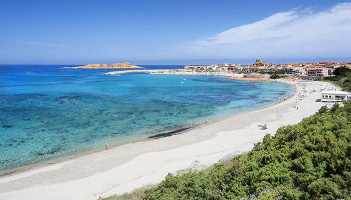 Bandiera Blu 2018, Spiaggia Lunga, Isola Rossa Nord Sardegna