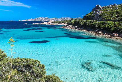 Blue Flag 2019. 5 destinations and 18 beaches in Gallura