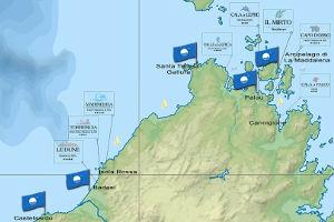 Bandiere Blu 2016 nel Nord Sardegna: 5 località per 14 spiagge