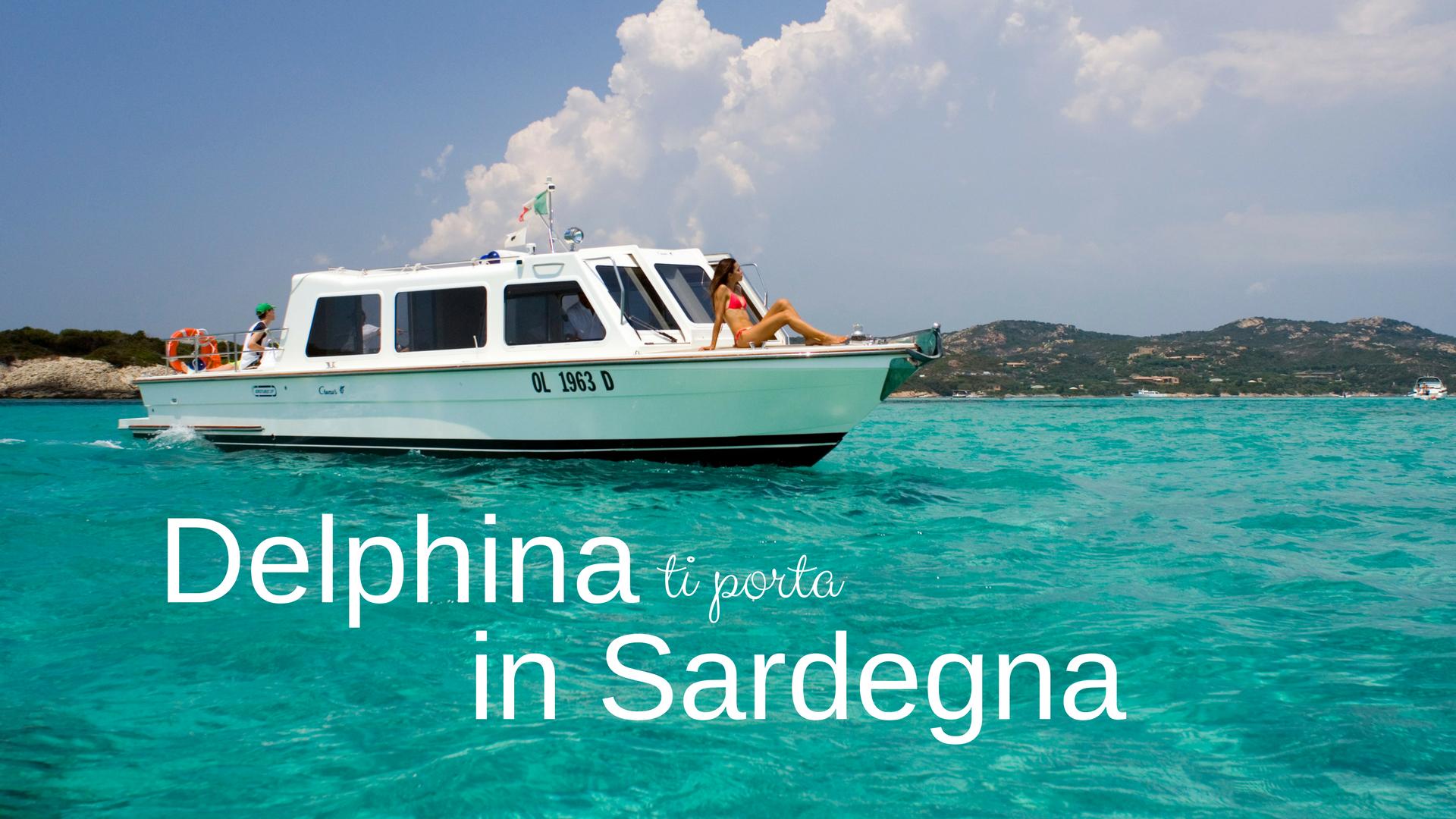 Delphina ti porta in Sardegna con i pacchetti vacanze 2017