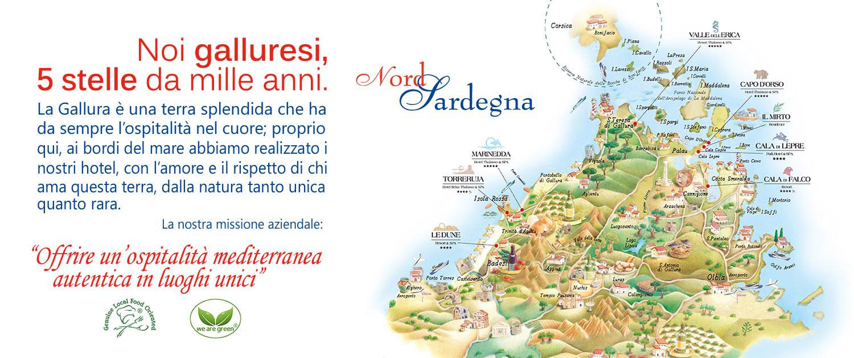 Delphina hotel e resort Sardegna