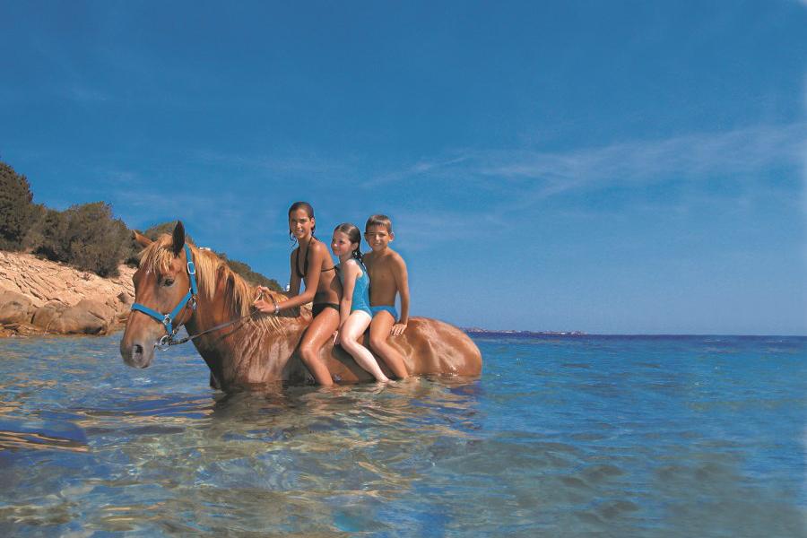 5 Sterne in lockerer Atmosphäre Delphina Sardinien - Italien