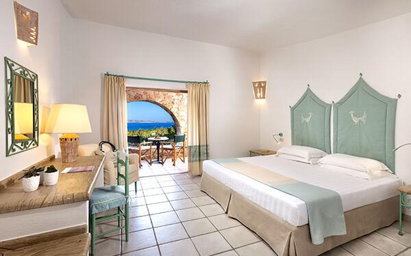 Family Suite Erica Vista Mare - Hotel Valle dell'Erica - Santa Teresa Gallura