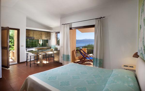 Appartamenti Monolocale - Residence Il Mirto - Palau