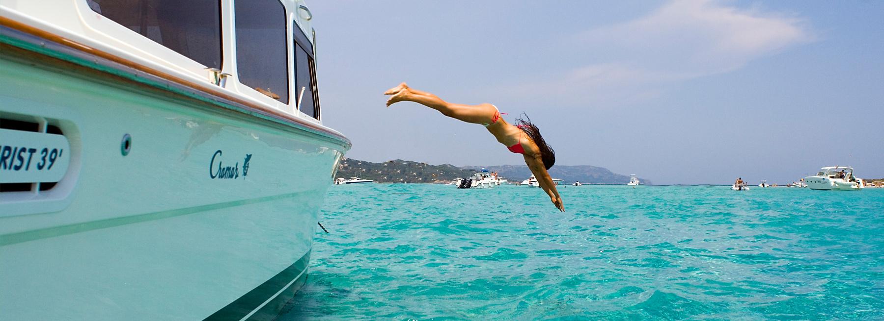 Delphina El Mar del Hotel Torreruja en el norte de Cerdeña, en Isola Rossa Isola Rossa Cerdena - Italia