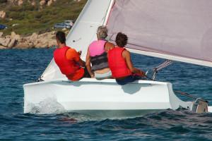 Sport und Unterhaltung Delphina Sardinien - Italien