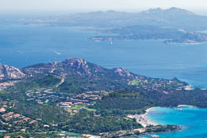 Море Delphina Hotel Cala di Lepre Palau, Costa Smeralda Сардиния - Италия