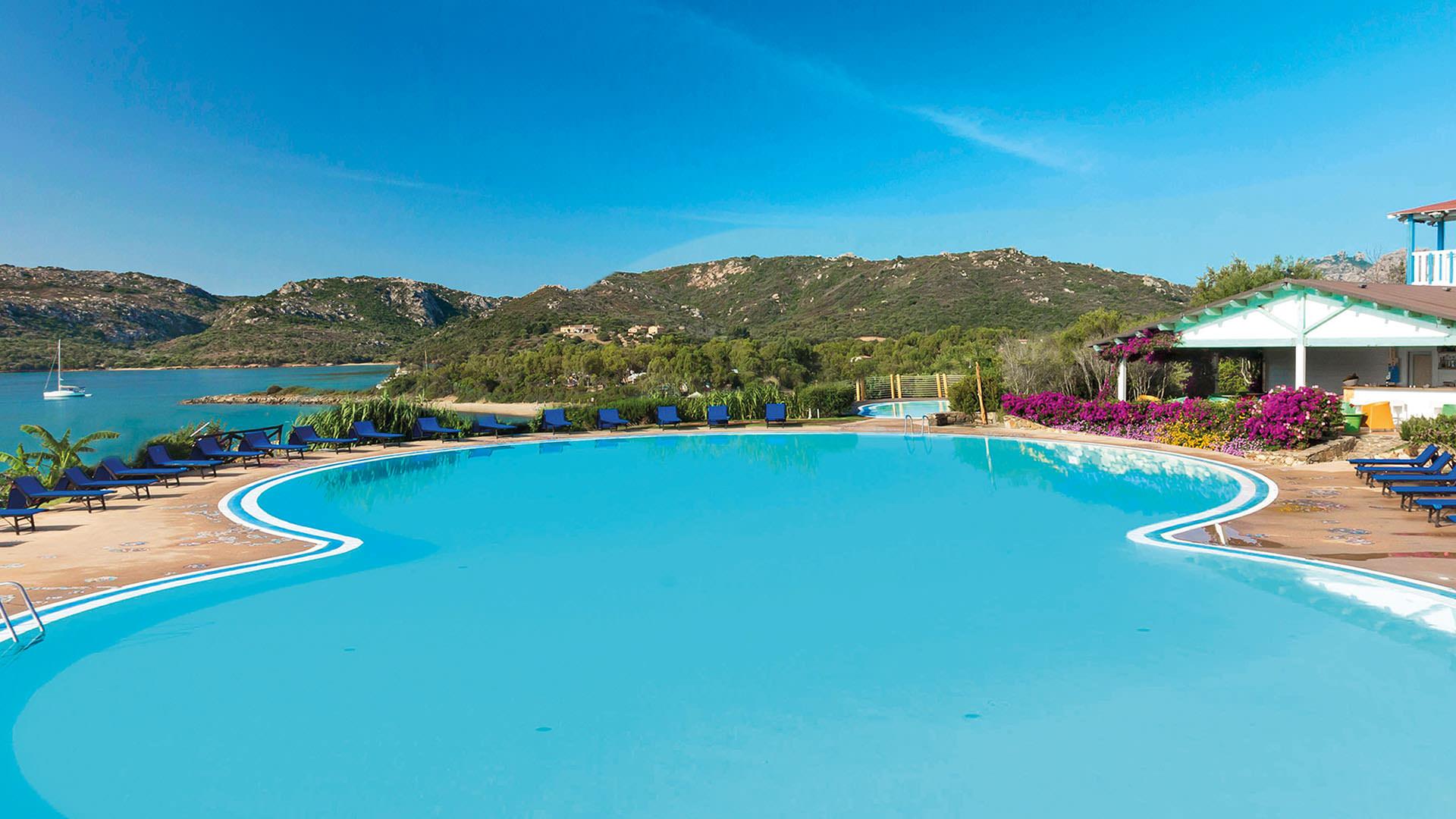 Park hotel cala di lepre in north sardinia 4 stars hotel for Hotel palau sardegna