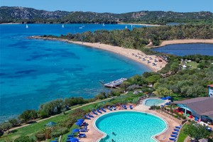 Mar Delphina Hotel Cala di Lepre Palau, Costa Smeralda Cerdena - Italia