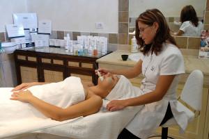 hotel cala di lepre gallery benessere trattamento viso  Palau, Costa Smeralda Sardegna