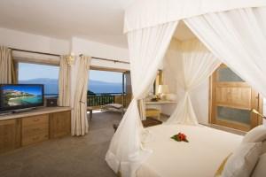 Die Zimmer Delphina Hotel Capo d'Orso Palau, Costa Smeralda Sardinien - Italien