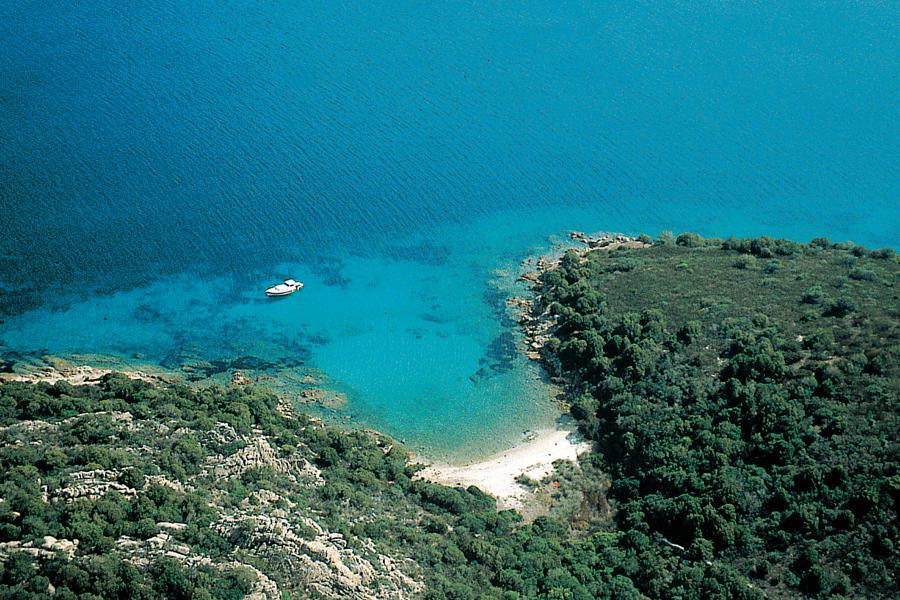 Il mare dell'Hotel Capo d'Orso in Sardegna Palau ...
