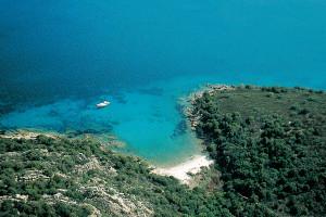 hotel capo d orso gallery 23 aerea cala selvaggia  Palau, Costa Smeralda Sardaigne - Italie
