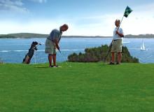 hotel capo d orso gallery golf  Palau, Cala Capra Сардиния - Италия