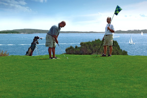 hotel capo d orso gallery golf  Palau, Cala Capra Cerdena - Italia