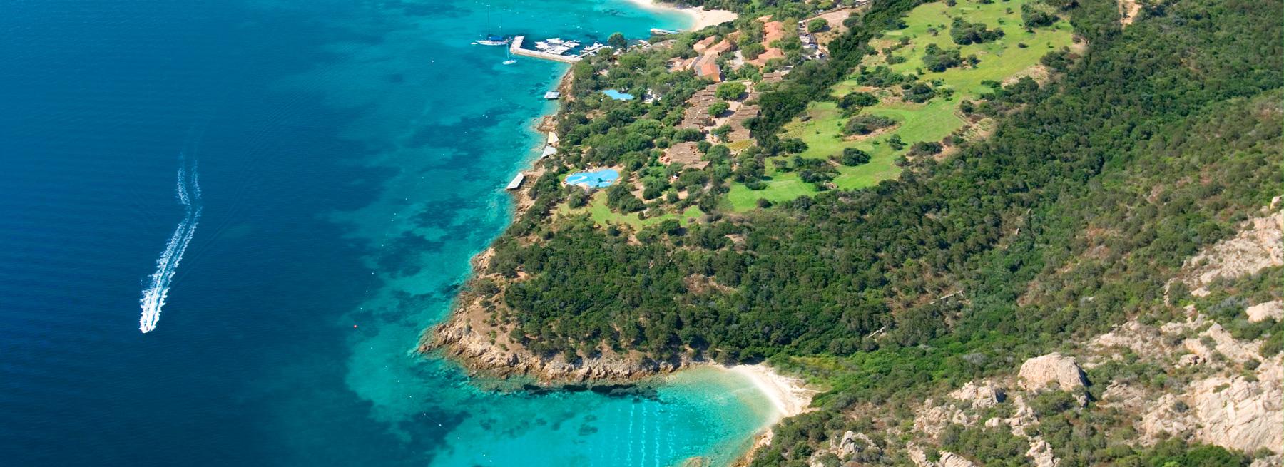 Hotel Capo d'Orso Palau Sardinien