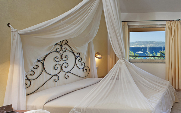 Single room Vista Mare - Hotel Capo d'Orso - Palau