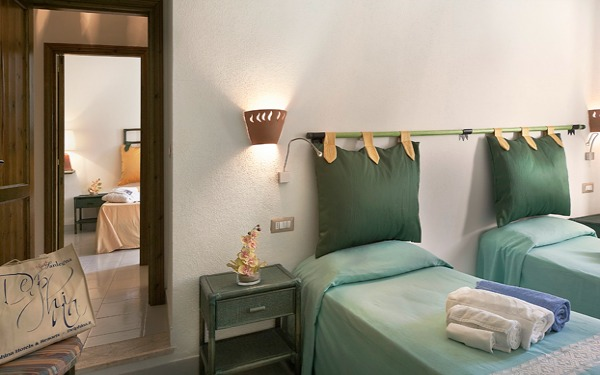 Senior Suite Family - Hotel I Ginepri - Badesi