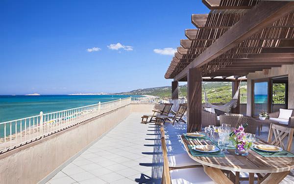 Hotel La Duna Bianca - 4 stelle Superior - Badesi, Nord Sardegna