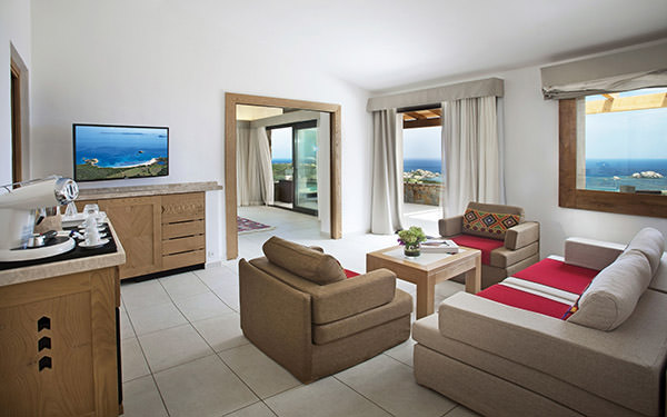 Imperial Suite  Vista Mare - Hotel Licciola - Santa Teresa Gallura