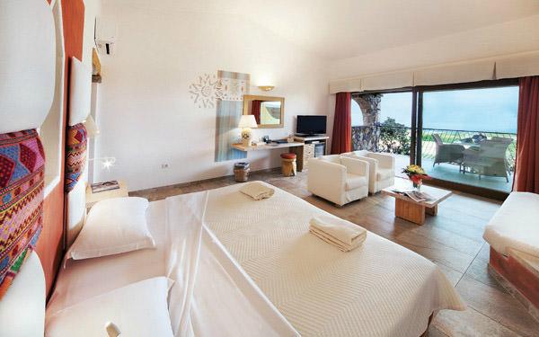 Senior Family Suite Vista Mare - Hotel Licciola - Santa Teresa Gallura