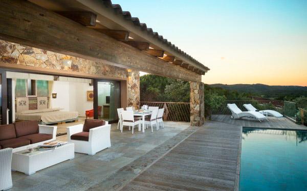 Camere del resort valle dell erica a s teresa gallura for Piscina santa teresa albacete