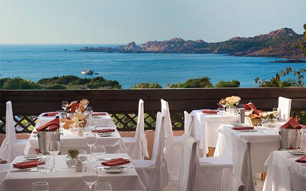 Ristorante Canneddi - Hotel Marinedda - Isola Rossa