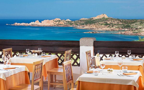 Ristorante Tramonto - Hotel Marinedda - Isola Rossa