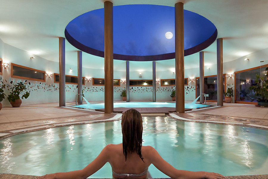 Centro thalasso spa l elicriso dell hotel marinedda sardegna for Design hotel 5 stelle