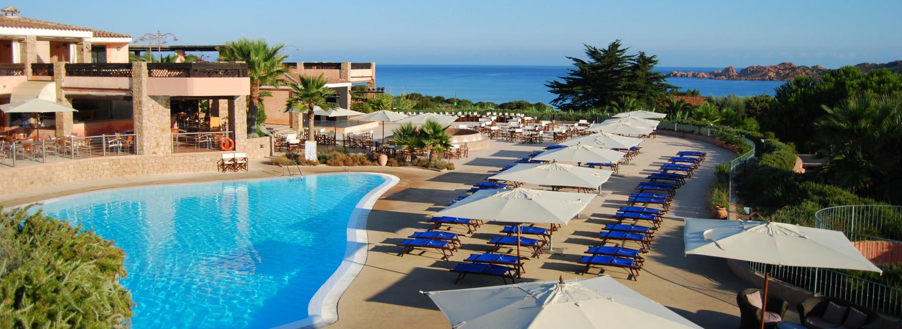 Delphina Lista de precios Hotel Marinedda 2017 Marinedda, Isola Rossa Cerdena - Italia
