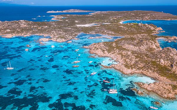 Mini Crociera alla scoperta dell'Arcipelago La Maddalena