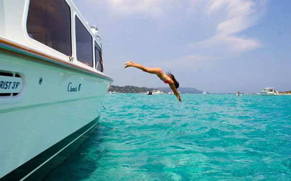 Gita alle Isole dell'Arcipelago di La Maddalena