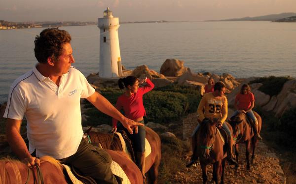Equitazione Park Hotel Cala di Lepre