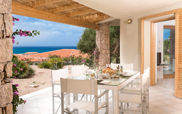 Villa Le Pleiadi - Hotel Torreruja - Isola Rossa - Sardegna