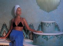 hotel torreruja gallery bagno turco  Isola Rossa Сардиния - Италия