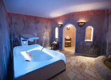 hotel torreruja gallery benessere sieste  Isola Rossa Сардиния - Италия