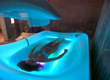 hotel torreruja gallery benessere vasca siesta  Isola Rossa Sardaigne - Italie