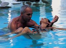 hotel torreruja gallery massaggio acqua  Isola Rossa Sardaigne - Italie