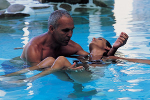 hotel torreruja gallery massaggio acqua  Isola Rossa Sardegna