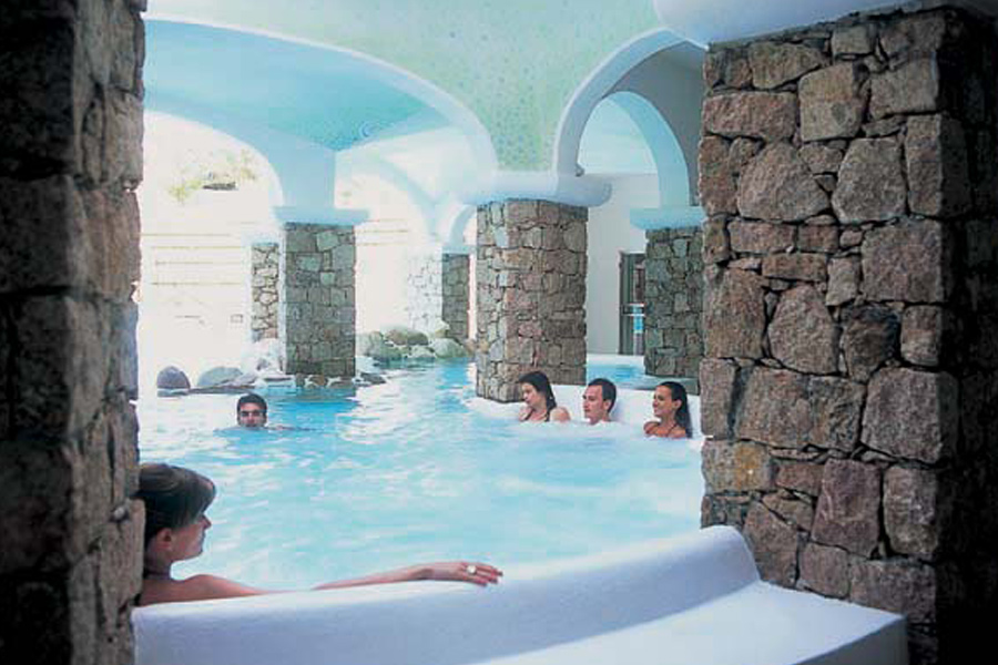 Centre venere thalasso spa h tel relax torreruja for Hotels sardaigne