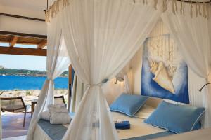 Zimmer Delphina Hotel Torreruja Isola Rossa Sardinien - Italien
