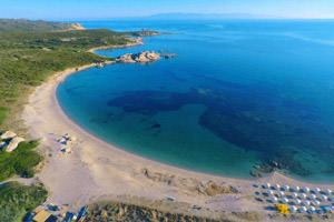 La Licciola at Santa Teresa Gallura is among the 50 best Mediterranean beaches as voted for by the Times