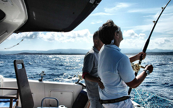Speciale Pesca Sportiva Luhrs 360