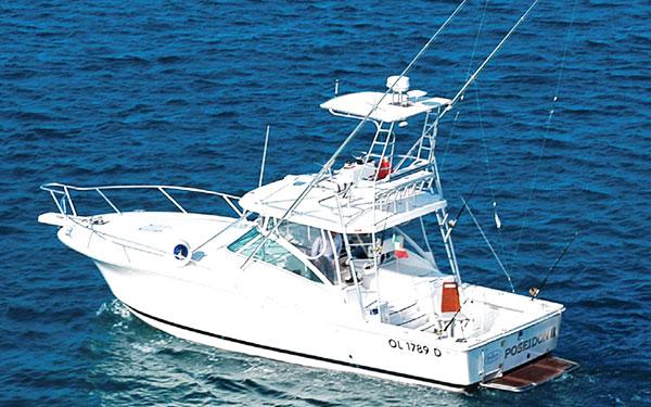 Speciale Pesca Sportiva in Sardegna